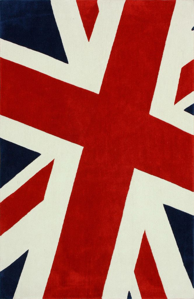 Mod Union Jack Area Rug In Multi Design By Nuloom Life In The Uk