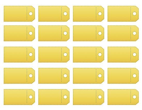 Printable Price Tag Templates Make Your Own Price Tag Labels Printable Tags Template Tag Templates Tag Template