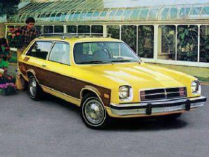 1978 Chevrolet Monza Estate Wagon Furgonetas Clasicas Autos Clasicos Americanos