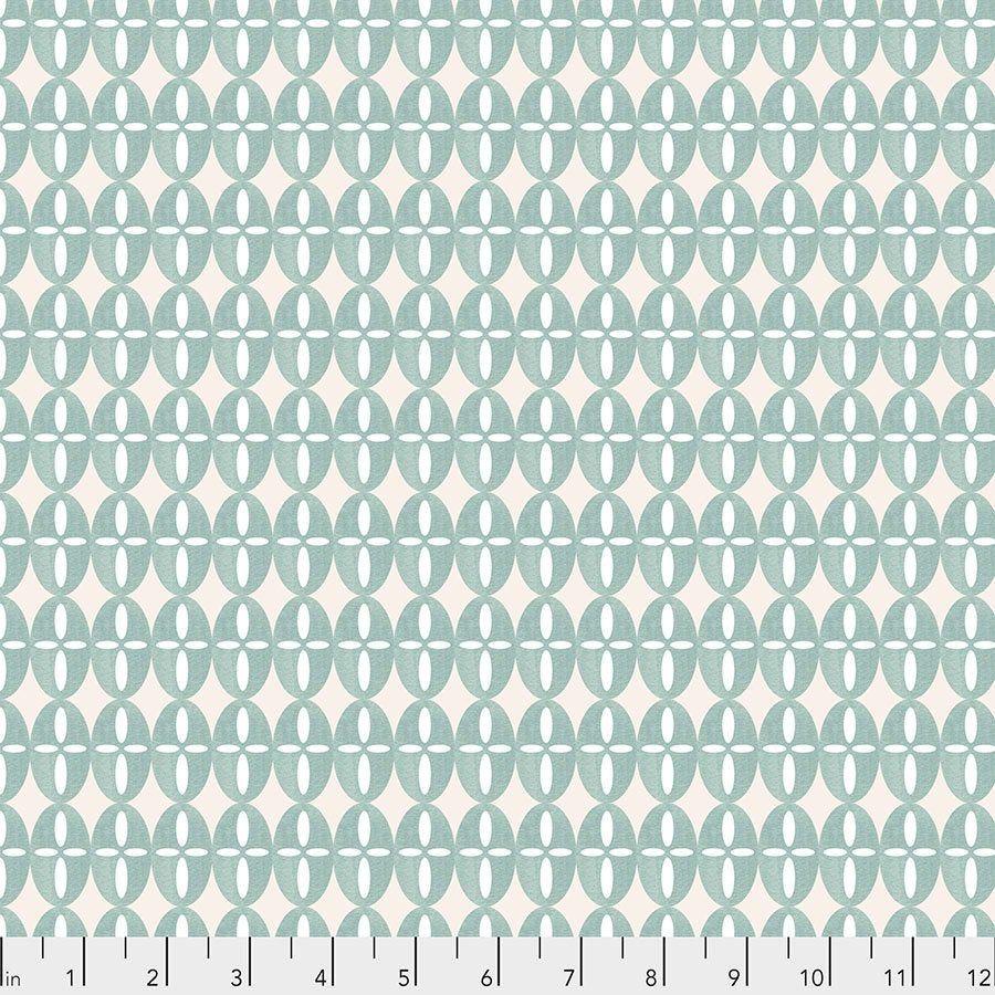 Shell Rummel Fabric Reverie Demure Powder Geometric Modern Etsy In 2020 Quilting Room Fabric Modern Fabric