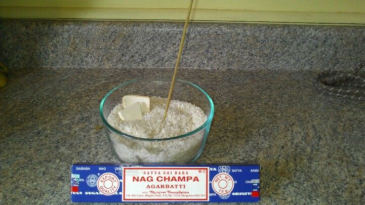 My new burner, our home can now be filled w the empowering scent of  Nag Champa.