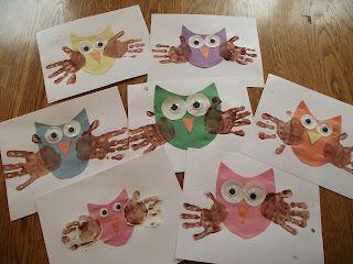 Like Mama~Like Daughter: An Enchanted Childhood ~ Owls