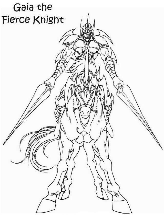 Ausmalbilder Yu Gi Oh 19 Yugi Oh Color Coloring Pages Adult