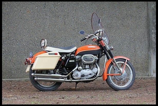 1969 Harley-Davidson XLH | Mecum Auctions