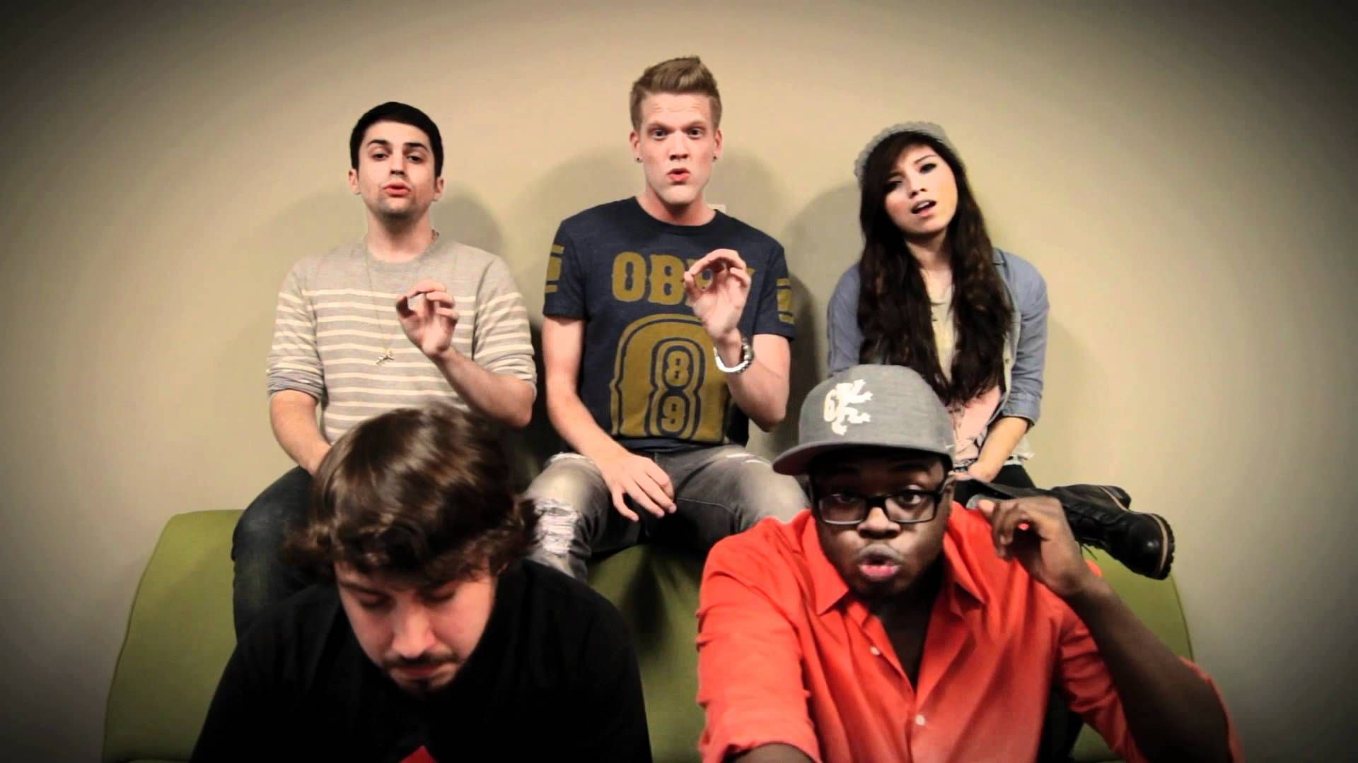 One day I might stop posting ptx videos :) As Long As You Love Me