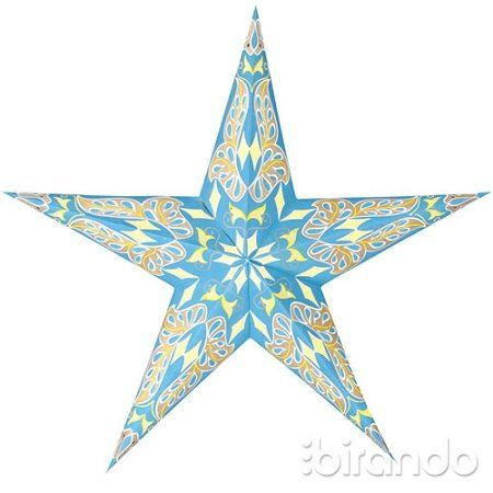 Amazon.com - Wish Stars (1 Pack, Wish Star - Dara Blue) - Tapestries x 3