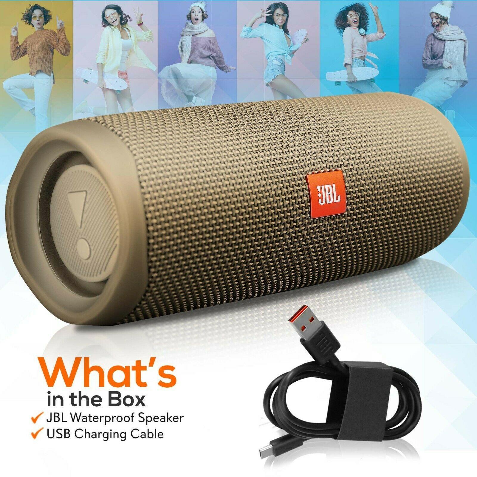 Jbl Flip 5 Waterproof Portable Bluetooth Speaker Sand Bluetooth Speakers Waterproof In 2020 Waterproof Speaker Jbl Waterproof Speaker Waterproof Bluetooth Speaker
