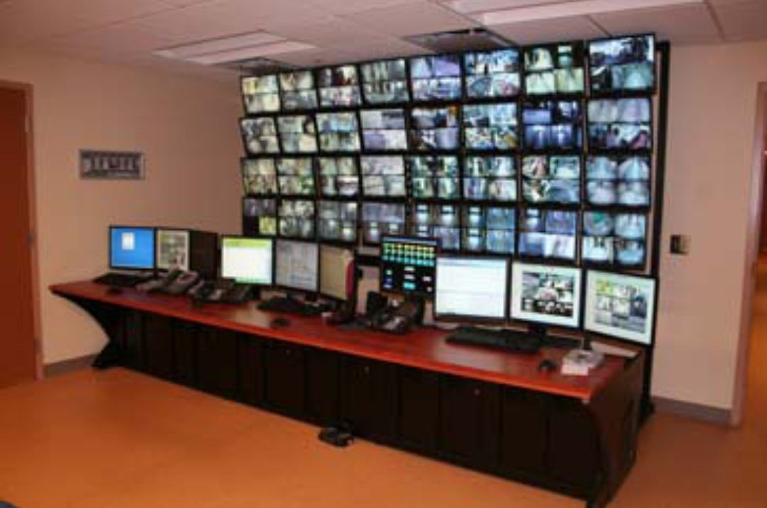 Digital Security Systems: Enterprise Command Center (C2)is