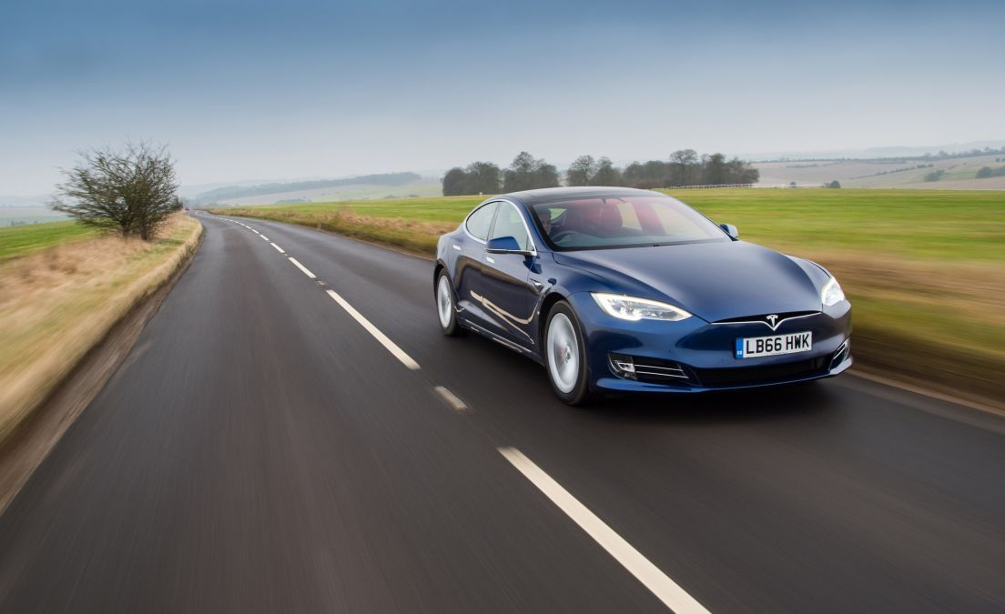 The Model S exudes the benefits an electric car has over