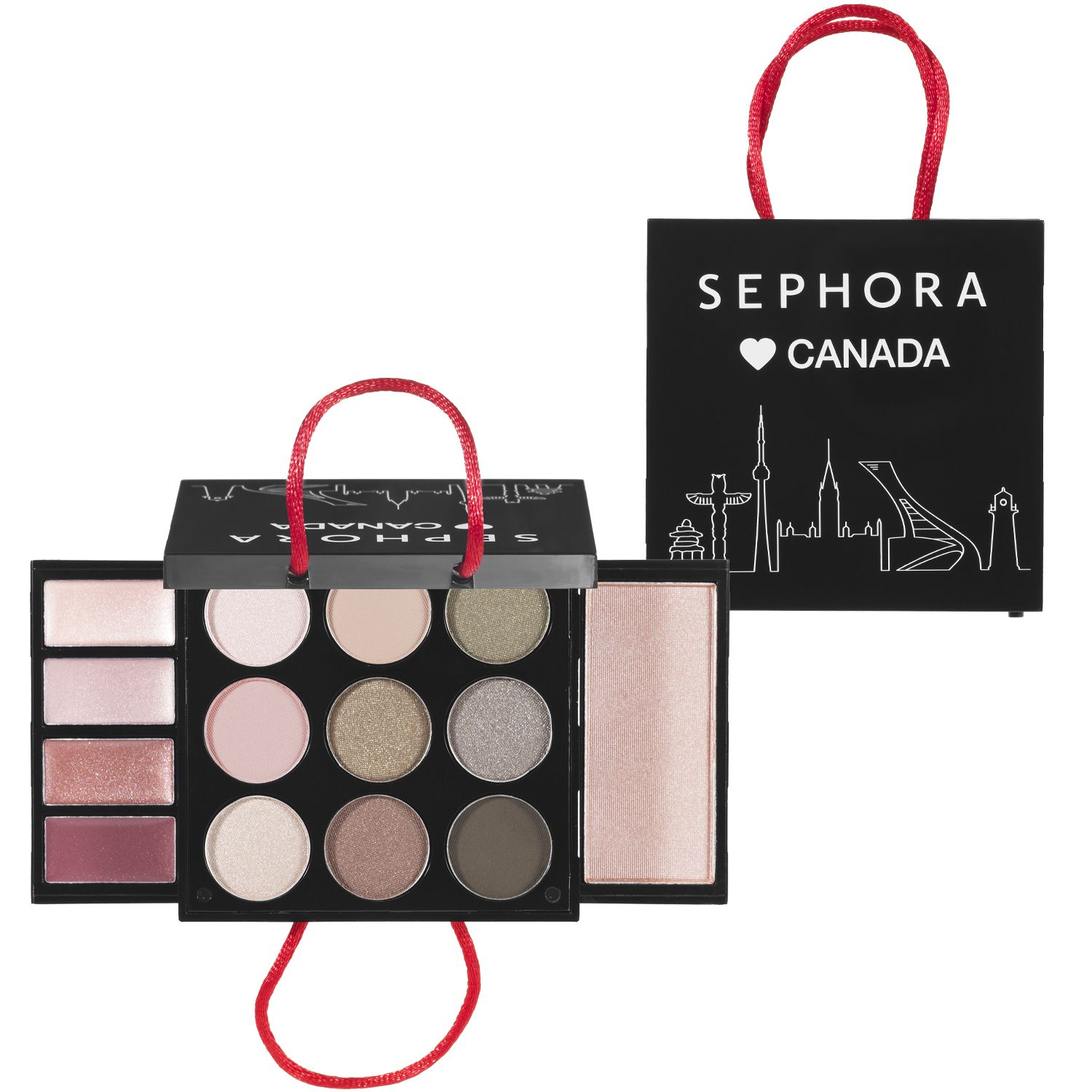 Sephora Loves Canada Makeup blog, Sephora, Eyeshadow