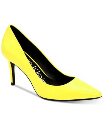 Gayle Pointed-Toe Pumps