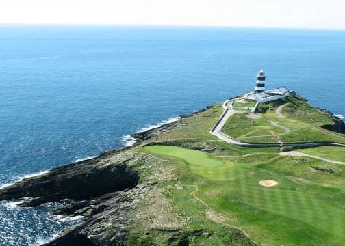 The Irish have all the luck when it comes to majestic golf courses. Eighteen added for my bucket list....