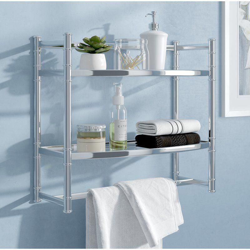Wall Shelf With Images Floating Glass Shelves Glass Wall Shelves Bathroom Wall Shelves