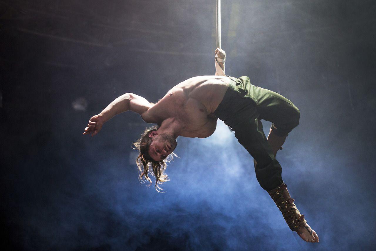 Straps // Firetoys.com: Bianco - NoFitState Circus - Brighton Festival...