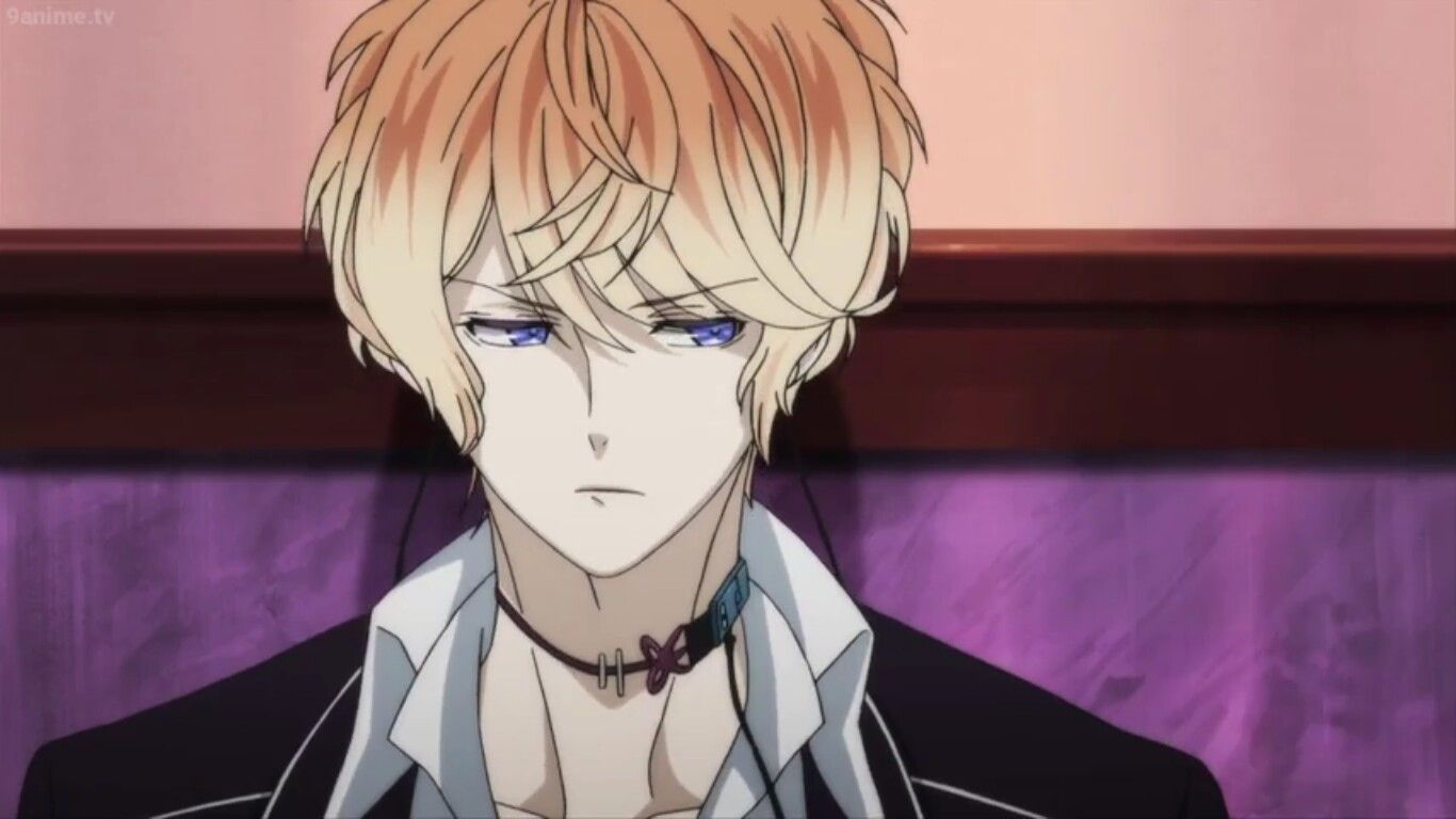 Shu Sakamaki - Diabolik Lovers season 2, More Blood