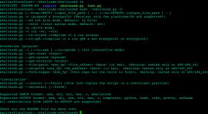 shellnoob – A shellcode writing toolkit.