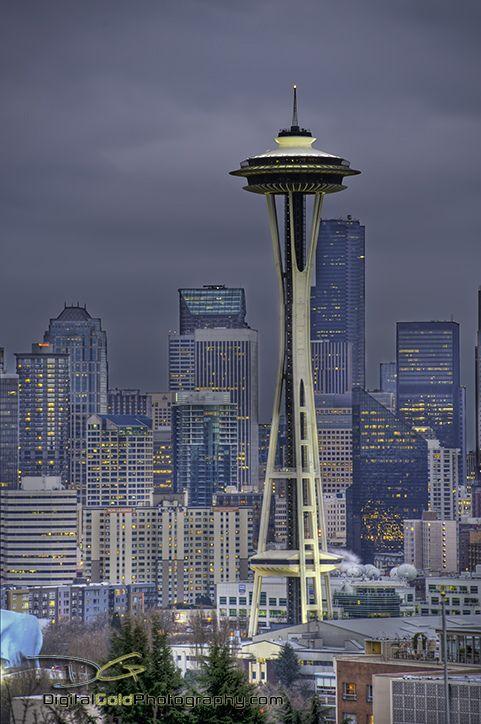 Seattle Space Needle Seattle Space Needle Seattle Space Needle