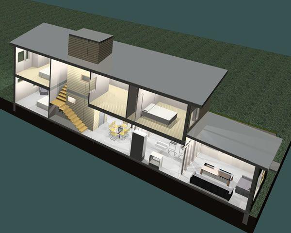 Prefab Passive Solar Green Homes Green Modern Kits Modern Sip House Kits Prefab Homes Modern House Plans Modern House Design