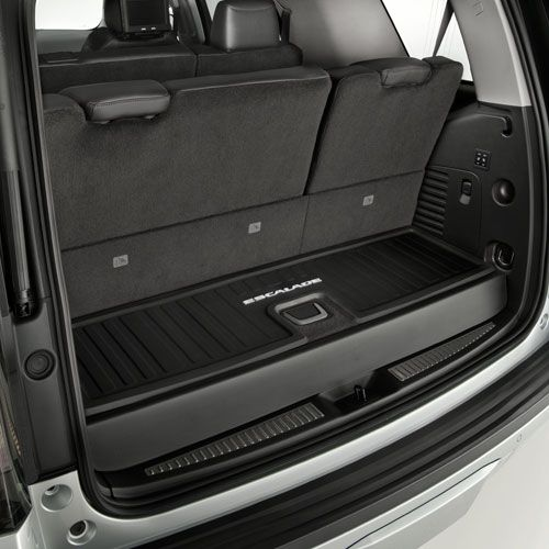 Tahoe Cargo Area Floor Mat This Deep Ribbed Premium All Weather