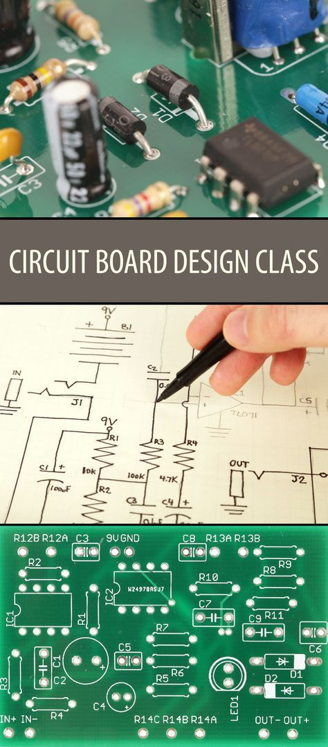 circuit board design class printed circuit board circuits and rh pinterest com circuit board design training circuit board design pdf