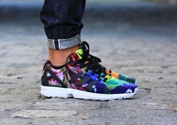 zapatillas adidas colorines