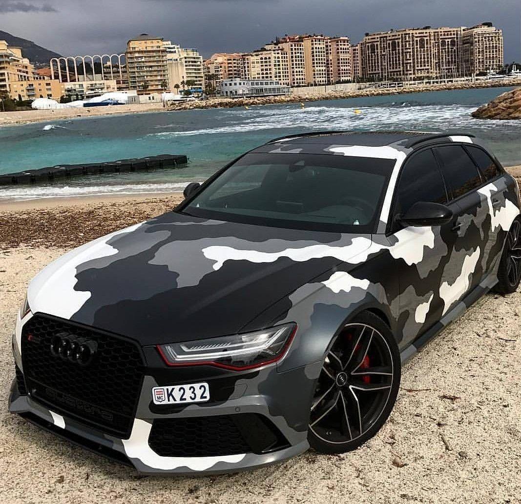 Audi Rs6, Audi S6 E Audi Wagon