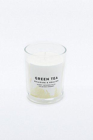 Bougie Green Tea
