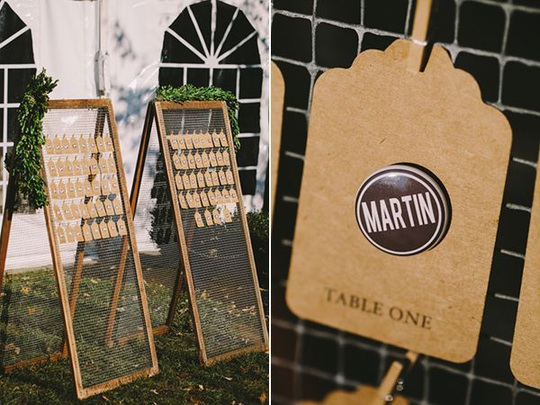 10 unique diy wedding guest escort cards and seating charts 10 unique diy wedding guest escort cards and seating charts solutioingenieria Images