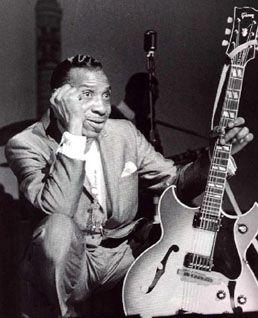 T Bone Walker Blues Guitarist First Bluesman To Use Electric