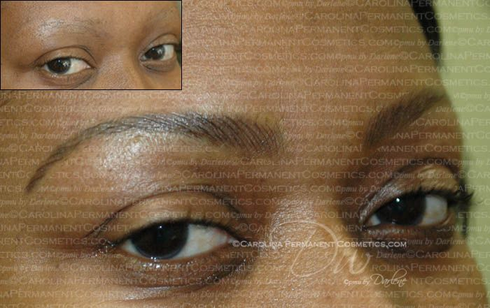 704-796-8221 No more stressing drawing on eyebrows! Looks ...