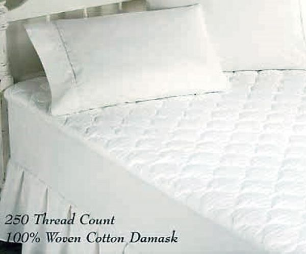 Crowning Touch Mattress Pad Wholesale Linens Bedding Collections B B Supplies Resort Inns Hotels Mattress Wholesale Linens Mattress Pad