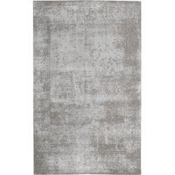 Benuta tapis tissé plat Frencie gris 100×160 cm – tapis vintage en look usé benuta   – Products