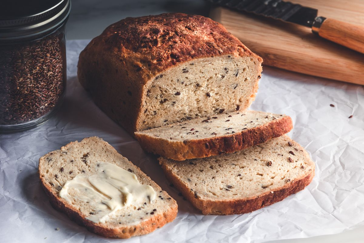 The Most Awesome Gluten Free Bread Recipe In 2020 Gluten Free Recipes Bread Gluten Free Bread Cookies Recipes Chocolate Chip