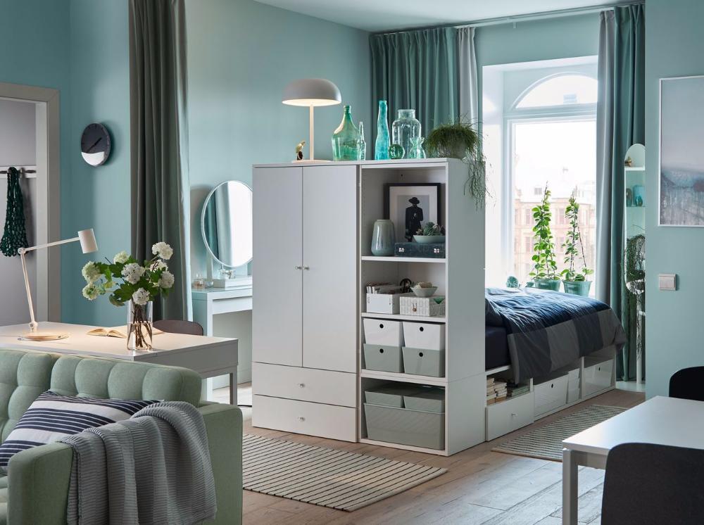 Catalogue Ikea 2020 aménagements et rangements petits