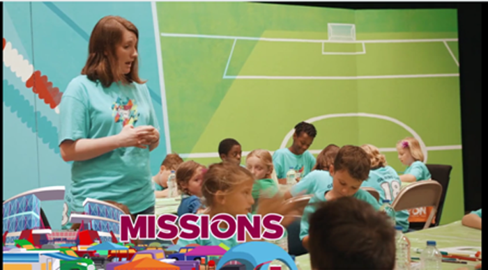 VBS 2018 Game On Missions Decoration Ideas   Decoration, Gaming
