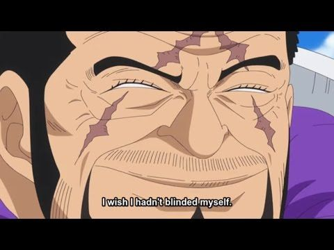 Fujitora has sympathies for Luffy One Piece 744 - YouTube