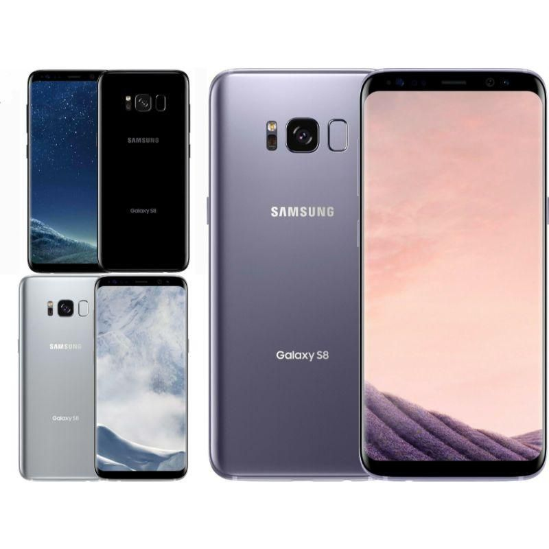 Refurbished Samsung Galaxy S8 64gb Smartphone Factory Unlocked Verizon At T Global Simple Mobile Samsung Galaxy Verizon Wireless