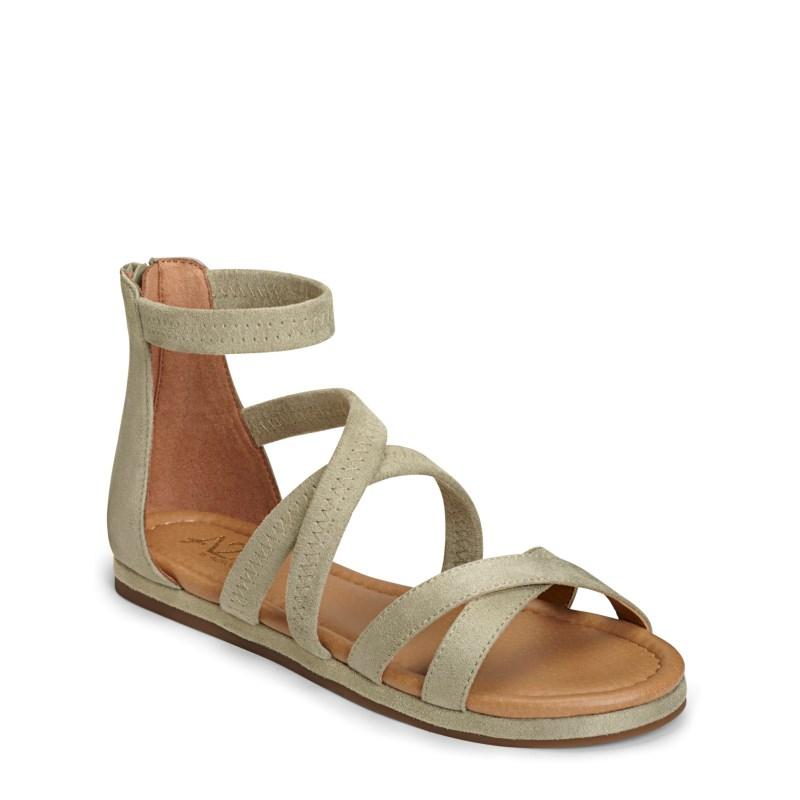 a87f40e0b16 A2 by Aerosoles Women s Pin Drop Sandals (Light Green Combo)