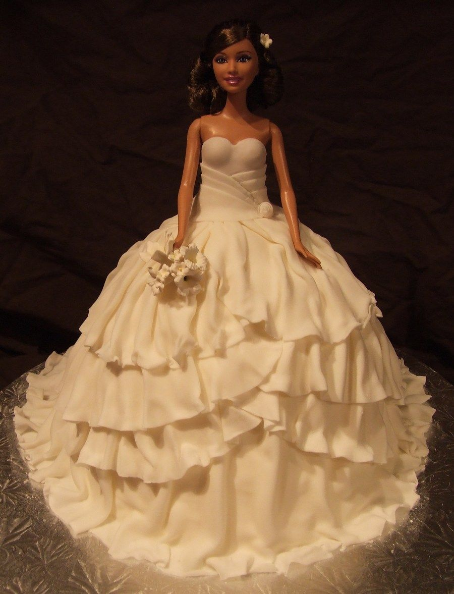 32+ Barbie dress cake pan inspirations