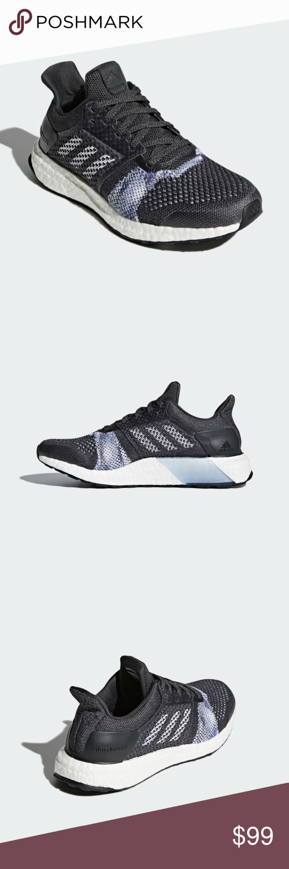 e76b4cc79e6 ADIDAS ULTRABOOST ST SHOES CQ2134 ULTRABOOST ST SHOES HIGH-PERFORMANCE  STABILITY RUNNING SHOES WITH RESPONSIVE