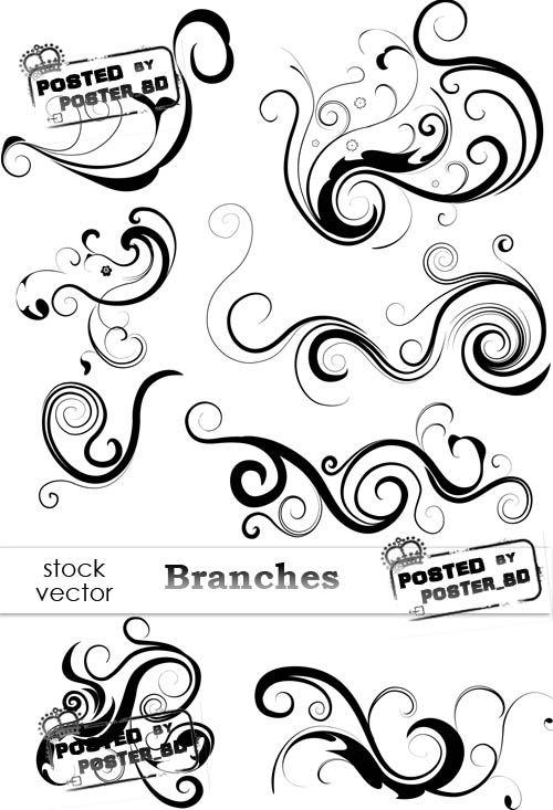 free vector clip art swirls