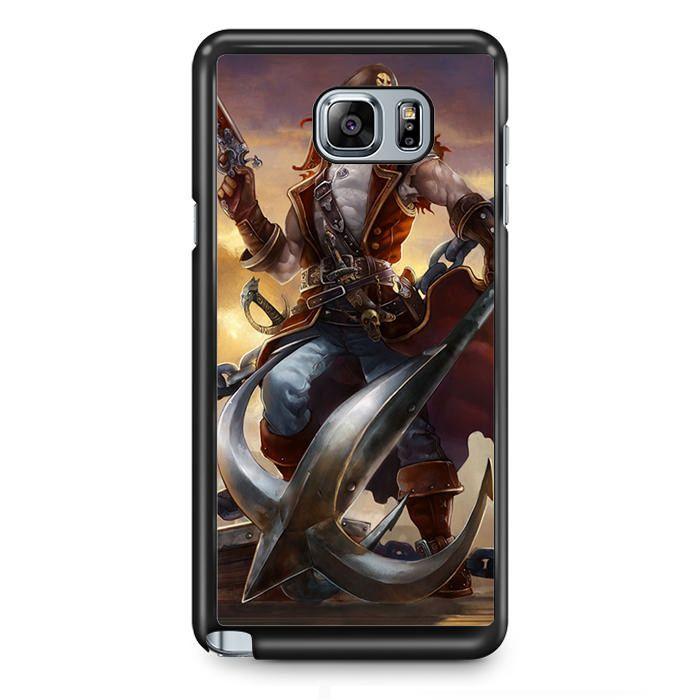 Pirate TATUM-8739 Samsung Phonecase Cover Samsung Galaxy Note 2 Note 3 Note 4 Note 5 Note Edge