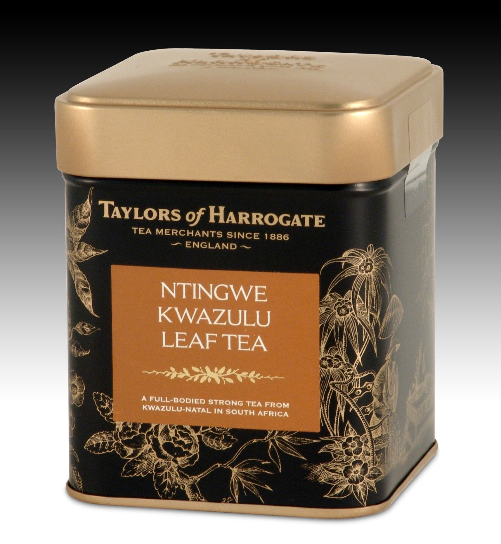 Taylors of Harrogate South African Ntingwe Kwazulu Loose Leaf Tea ...