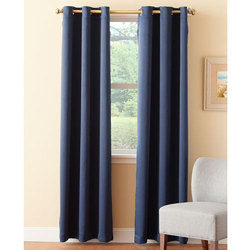 Kenzie Thermal Room Darkening Grommet Panel Boscov S Grommet