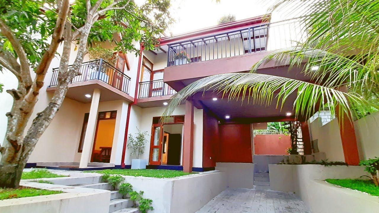 Brand New House For Sale In Hokandara Sri Lanka