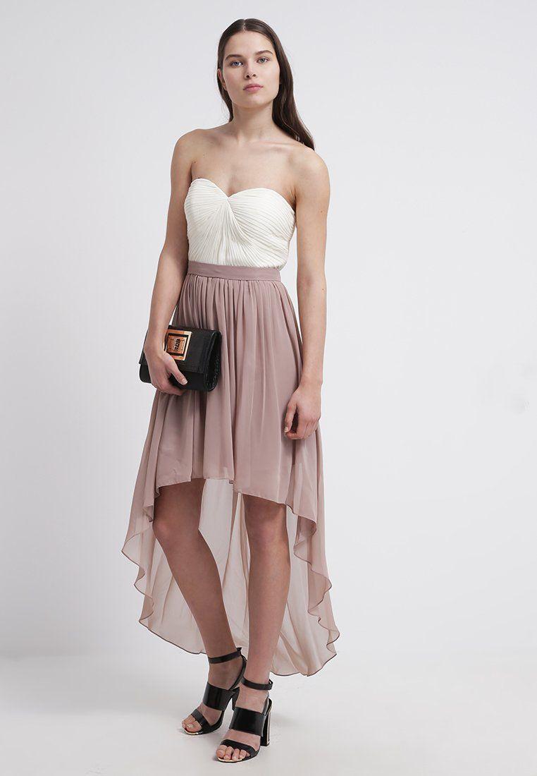 Kleid mit Drapage - Tolles Kleid in Rosa von Laona. Durch die