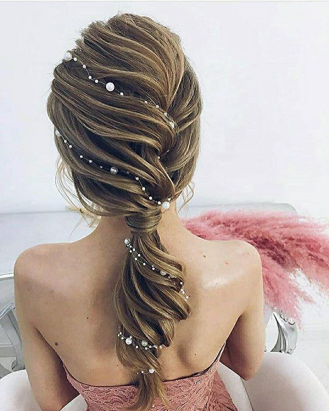 Amazing Wedding Hairstyles: 36 Amazing And Elegant Wedding Hairstyles On Instagram For