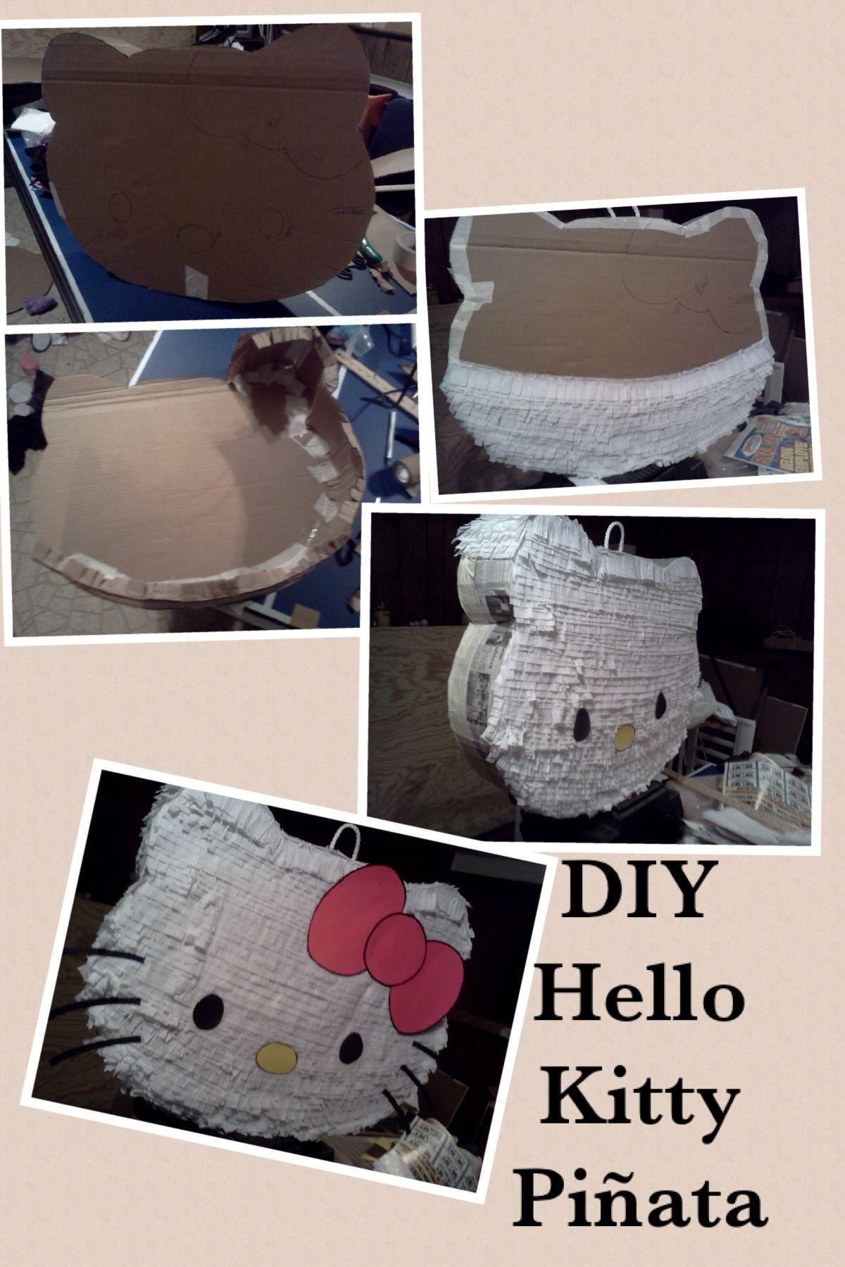 hello kitty pi ata my diy pi atas pinterest hello. Black Bedroom Furniture Sets. Home Design Ideas