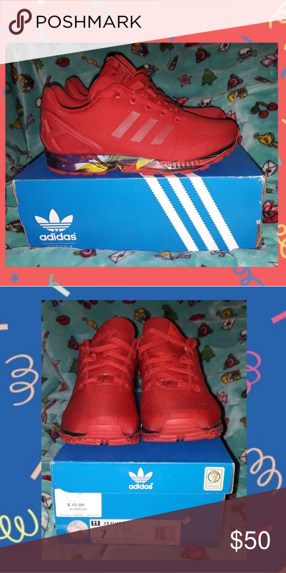 51c1881f0637 Adidas sneakers  worn once Excellent condition  free gift with every  purchase  adidas Shoes Sneakers
