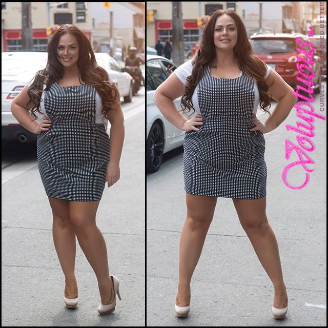 We offer plus size clothing for the curvy, trendy and chic woman! See more plus size fashion on our website at voluptuousclothing.com!